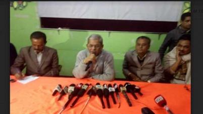 নির্বাচন কমিশন ঠুটো জগন্নাথে পরিনত হয়েছে: ফখরুল