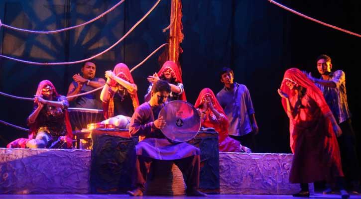 ১৩ জুন শিল্পকলায় 'হাছনজানের রাজা'