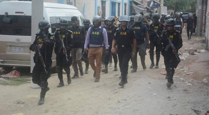 বসিলার জঙ্গি আস্তানায় নিহতরা জেএমবি সদস্য: র্যাব