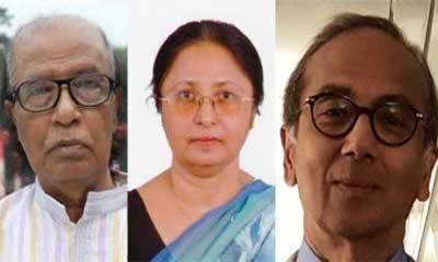 বাংলা একাডেমি প্রবর্তিত রবীন্দ্র পুরস্কার পাচ্ছেন তিন গুণী