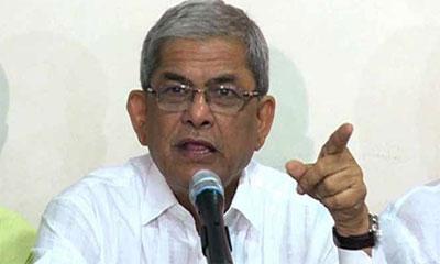 দেশের বিচার ব্যবস্থা সরকার নিয়ন্ত্রণ করছে  : মির্জা ফখরুল