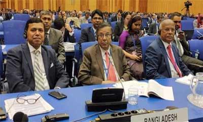 বাংলাদেশ দুর্নীতির বিরুদ্ধে যুদ্ধ ঘোষণা করেছে : আইনমন্ত্রী