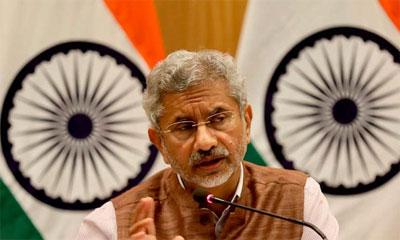 পাকিস্তান নিয়ন্ত্রিত কাশ্মীরও নিয়ন্ত্রণে নেবে ভারত : জয়শংকর