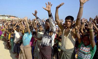 রোহিঙ্গাদের জাল পাসপোর্ট তৈরি চক্রের ১৩ সদস্য আটক