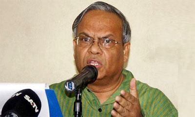 অসুস্থতার কারণে কারাবন্দি খালেদা জিয়াকে চেনা যাচ্ছে না : রিজভী
