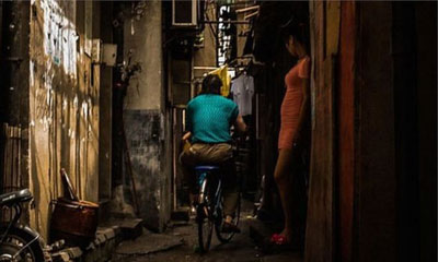 চীনে যৌন দাসত্বে বাধ্য হচ্ছে উত্তর কোরীয় নারীরা