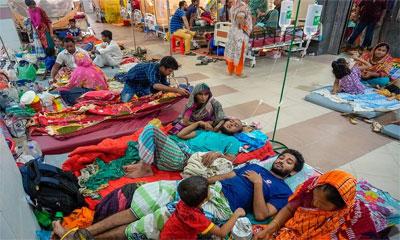 ডেঙ্গুতে এখন পর্যন্ত ২০৩ জনের মৃত্যু : স্বাস্থ্য অধিদফতর