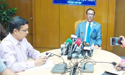 প্রিয়া সাহার বিষয়ে ব্যাকফুটে নয় সরকার : সেতুমন্ত্রী