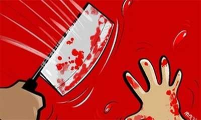 মেরাদিয়া ভূঁইয়াপাড়ায় স্কুল শিক্ষার্থীকে কুপিয়ে খুন