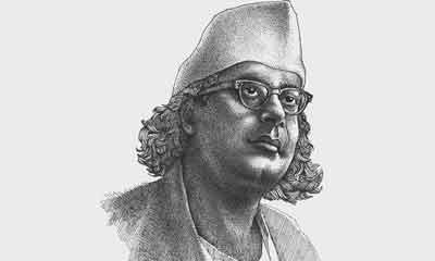 জাতীয় কবি কাজী নজরুল ইসলামের মৃত্যুবার্ষিকী আজ