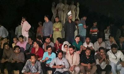 ছাত্রলীগের পদবঞ্চিতদের আন্দোলন প্রত্যাহার