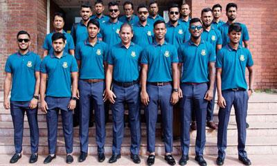 বৃষ্টি আইনে হেরে গেল অনূর্ধ্ব-২৩ ক্রিকেট দল
