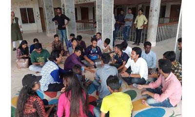 পহেলা বৈশাখেও ভিসি বিরোধী আন্দোলন করবে ববি শিক্ষার্থীরা