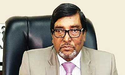 'অধিকার খর্বের' অভিযোগ তুললেন ইসি মাহবুব তালুকদার