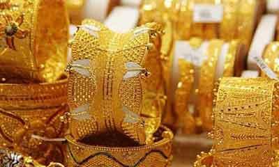স্বর্ণের দাম বাড়লো ভরিতে ১ হাজার ১৬৬ টাকা