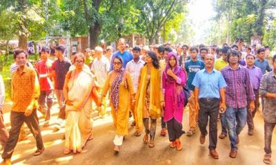 'উপাচার্যের পদত্যাগ' দাবিতে প্রতিবাদমুখর তিন বিশ্ববিদ্যালয়
