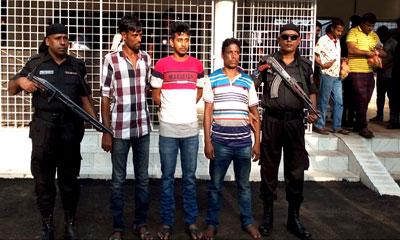 মানবপাচার : ময়মনসিংহ পাসপোর্ট অফিস থেকে গ্রেফতার ৩