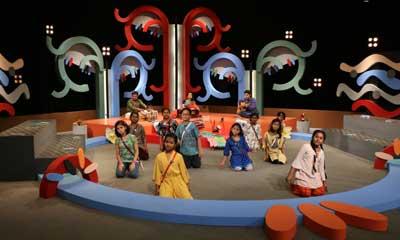 দুরন্ত টিভিতে 'রঙের খেলায় সুরের ভেলায়'