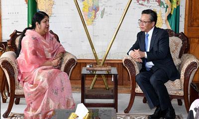 'রোহিঙ্গা প্রত্যাবাসনে চীনের ভূমিকা আরও জোরালো হবে'