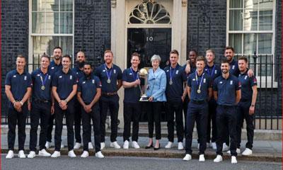 ইংল্যান্ড আবারো ক্রিকেটের প্রেমে পড়বে : থেরেসা মে