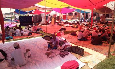 মির্জাপুরে জেলা ইজতেমা বন্ধ করে দিল প্রশাসন