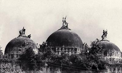 বাবরি মসজিদের ৫০০ বছরের টানাপোড়েন, ১৩৪ বছরের আইনি লড়াই