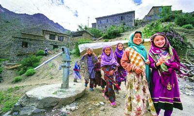কাশ্মীরে একখণ্ড 'বাংলাদেশ'