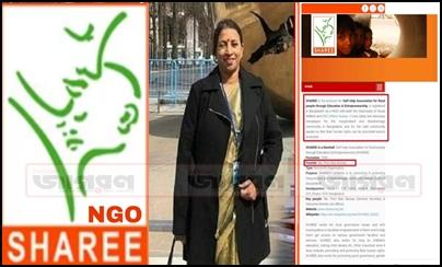 'শাড়ি'র ফেরিওয়ালা প্রিয়া সাহার প্রহসন!