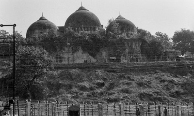 বাবরি মসজিদের 'মাটির মালিকানা' ছাড়তে প্রস্তুত সুন্নি ওয়াকফ বোর্ড