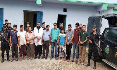 ভেজাল দুধ উৎপাদন প্রতিষ্ঠান সিলগালা, ১০ জনকে কারাদণ্ড