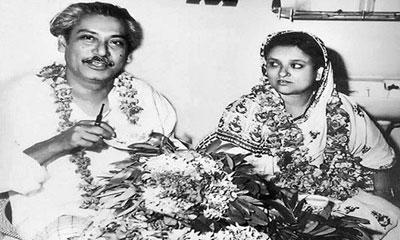 বঙ্গমাতা শেখ ফজিলাতুন্নেছা মুজিবের ৮৯তম জন্মবার্ষিকী আজ
