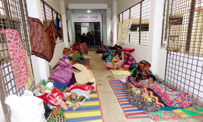 চুয়াডাঙ্গায় ডায়রিয়ার প্রকোপ, ৭২ ঘণ্টায় ১১৭ রোগী ভর্তি