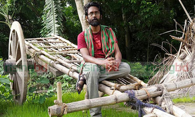 মামুন হোসাইন : বহুমাত্রিক শিল্প কারিগর