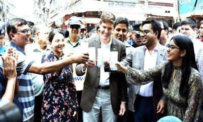 'ডেঙ্গু নিয়ন্ত্রণে বাংলাদেশের সঙ্গে কাজ করবে যুক্তরাষ্ট্র'