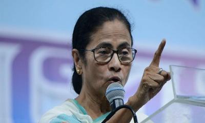 আমি থাকতে পশ্চিমবঙ্গে এনআরসি নয়: মমতা