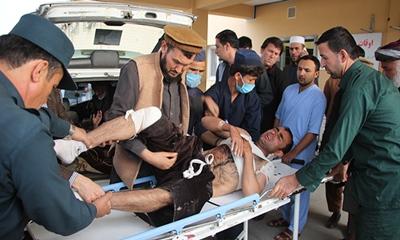 আফগানিস্তানেনির্বাচনী সহিংসতায় নিহত ৮৫ : জাতিসংঘ