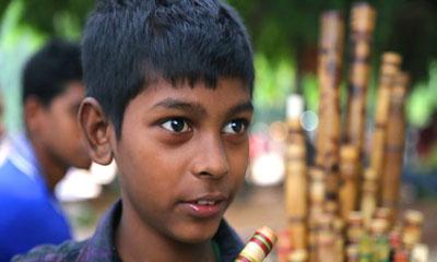 'বংশীবালক' শাহাদাতের গল্প