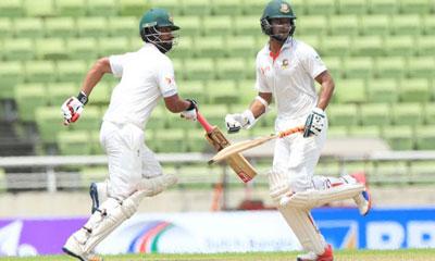 ভারতের বিপক্ষে স্বপ্নের টেস্ট দলে সাকিব-তামিম