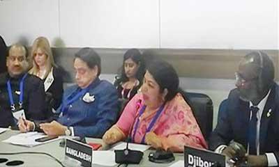 নারী ক্ষমতায়নে বাংলাদেশ রোল মডেল : স্পিকার