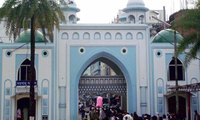 সিলেটে শাহজালাল-শাহপরানের মাজারে বিএনপি নেতারা