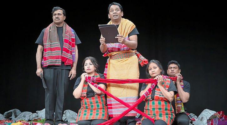 শ্রীলংকায় হতাহতদের উৎসর্গে 'ত্রিংশ শতাব্দী'