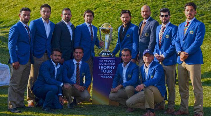 আফগানিস্তান : বিশ্বকাপের ডার্ক হর্স