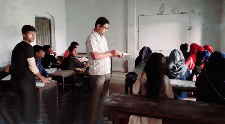 গাইবান্ধার এনএইচ মর্ডান উচ্চ বিদ্যালয়ে চলছে প্রাইভেট বাণিজ্য