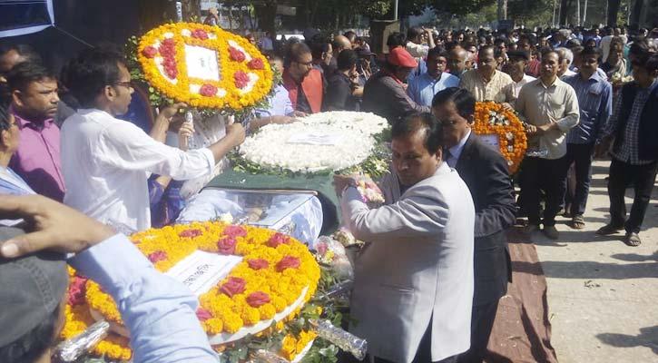 'দাদার হত্যাকারীর বিচার দেখে গেলে বাবা স্বস্তি পেতেন'