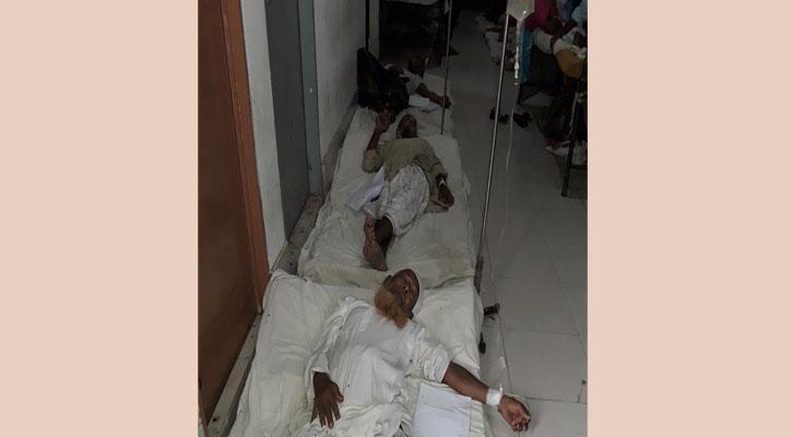নোয়াখালীতে তাবলিগ জামাতের ১৪ সদস্যকে অচেতন করে চুরি