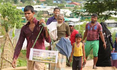 রোহিঙ্গা ফেরত নিয়ে মিয়ানমারের ঠগবাজি