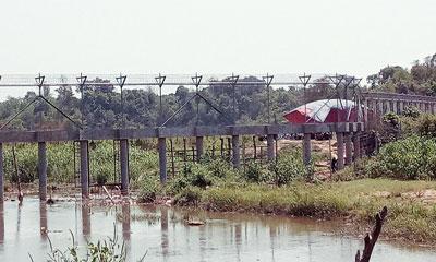 তুমব্রু সীমান্তে বিজিবির ২ সদস্য গুলিবিদ্ধ