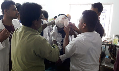 নোয়াখালীতে আ.লীগের দুপক্ষের সংঘর্ষে আহত অর্ধশতাধিক