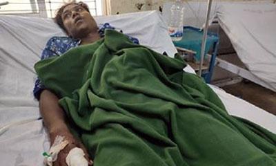 স্বজনদের খুঁজছে চট্টগ্রামে বিস্ফোরণে আহত ইসমাইল