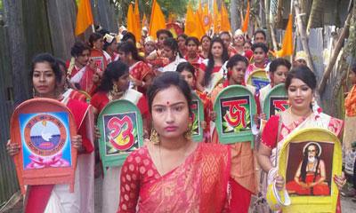 কাউখালীতে ৫ দিনব্যাপী রাস উৎসব শুরু